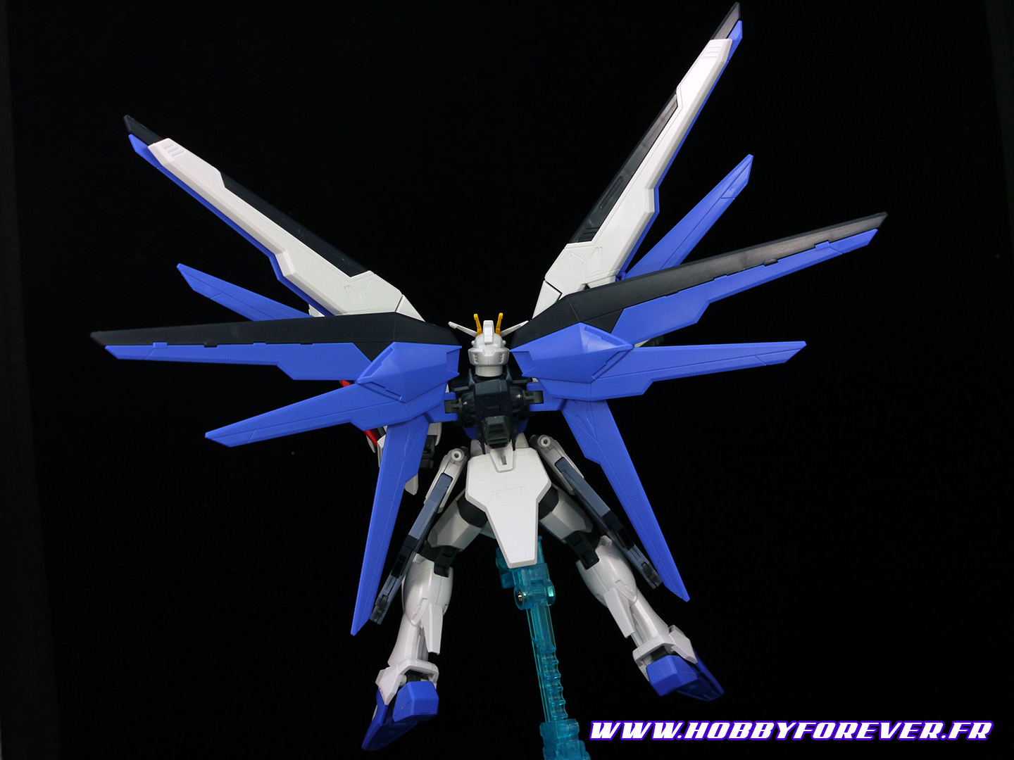 Review - HGCE Freedom Gundam REVIVE 1/144