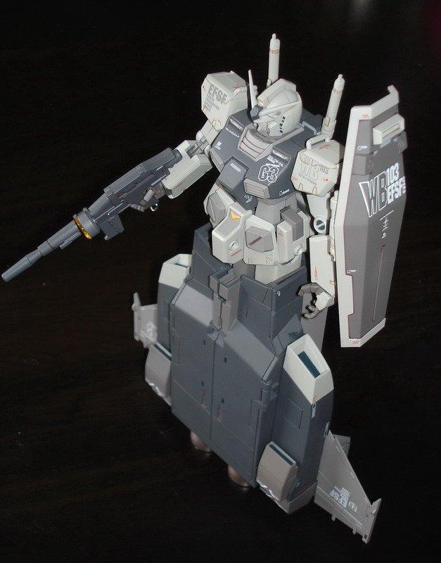G-3 & G-Mecha B parts