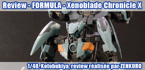 Review - Skell FORMULA - Xenoblade Chronicle X