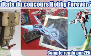 Résultat du concours Hobby Forever 2016