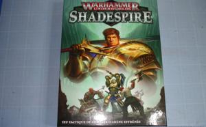 Arrivage - Warhammer Underworlds Shadespire : boite de base + extensions Boyz d'Ironskull et Garde Sépulcrale