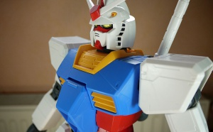 RX-78-2 Gundam – Mega Size 1/48