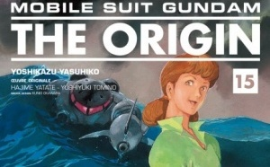 Gundam the Origin vol.15 - La critique