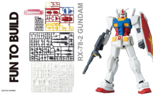 Annonce : Le retour officiel du GUNPLA en France !