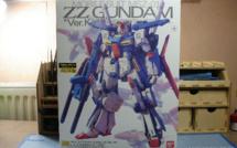 Arrivage - MG ZZ Gundam ver.Ka 1/100
