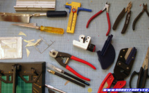 Dans l'atelier du maquettiste - 1. les outils de découpe