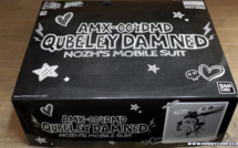 Unboxing - MG AMX-004DMD Qubeley Damned P-Bandai