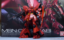 Review - RG MSN-04 Sazabi