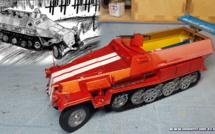 "Sdkfz251 Hanomag Racing ""Berlin Drift"""