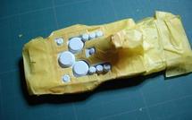 Le masquage au masking tape ou papier adhésif masquant